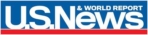 U.S. News & World Report Logo / Periodicals / Logonoid.com