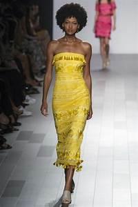 Robe De Printemps : robe jaune printemps 2018 meilleures robes france 2018 ~ Preciouscoupons.com Idées de Décoration