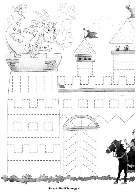 schede pregrafismo da stare scuola primaria schede didattiche di prescrittura di numerilamammacreativa