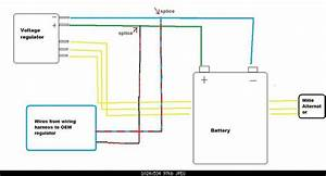 5 Wire Regulator Rectifier Wiring Diagram