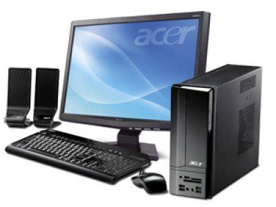 micro ordinateur de bureau un 233 cran un clavier une enceinte haut parleur pour