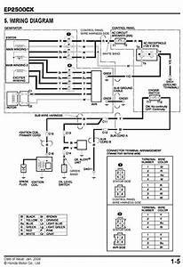 Honda Ev6010 Wiring Diagram