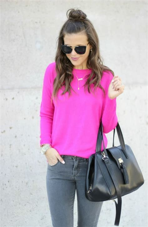 Best 20  Pink Sweater ideas on Pinterest   Pastel clothes