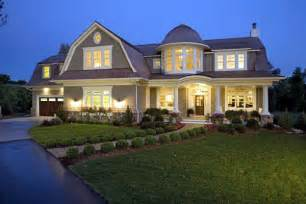 executive house plans barn style luxury house plan family home plans