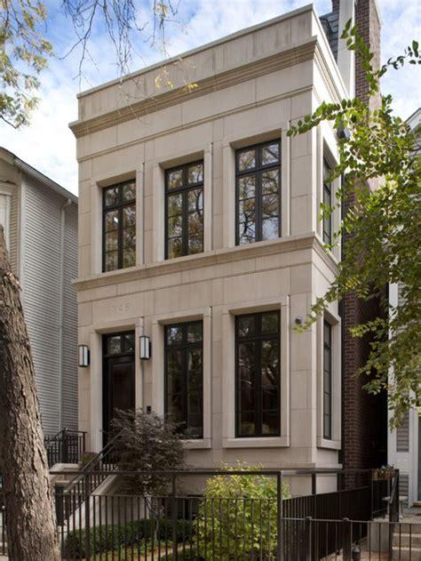 Limestone Exterior Home Design Ideas, Pictures, Remodel