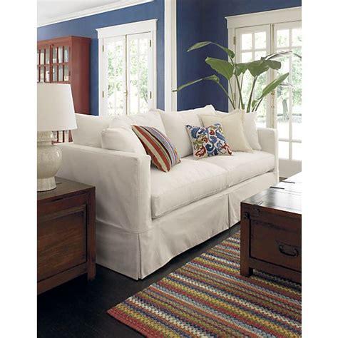 willow sofa in sofas crate and barrel shoplinkz