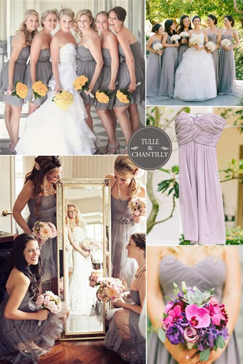 White Yellow Gray Wedding Colors