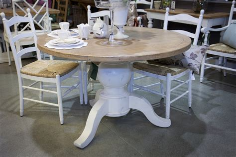 distressed dining table sets dining table