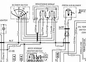 Porsche 928 Wiring Diagram 1988
