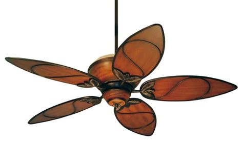emerson fans tb301mab paradise key medium antique brown ceiling fan contemporary ceiling