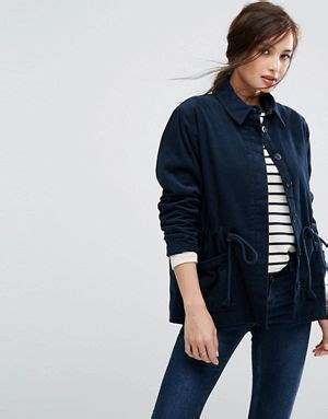 esprit longline denim jacket eco brands organic clothes fair trade organic cotton asos