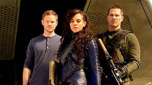Killjoys: Third Season Ordered by Syfy and Space ...
