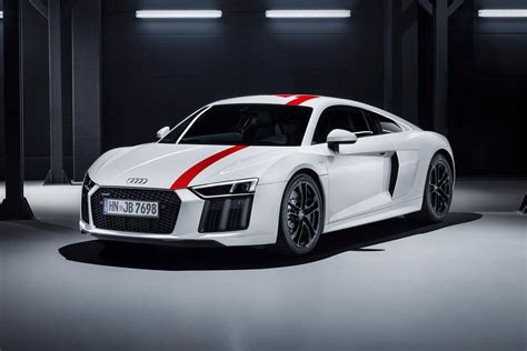 Audi R8 Rws Shaves ,000 Off Supercar's Price Tag