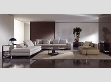 Modern Coffee Tables with Glass Tops Bresson by Minotti