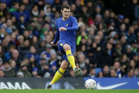 Chelsea fans praise Andreas Christensen after display ...