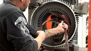 Induction, Motors, Overhauling, A, Motor