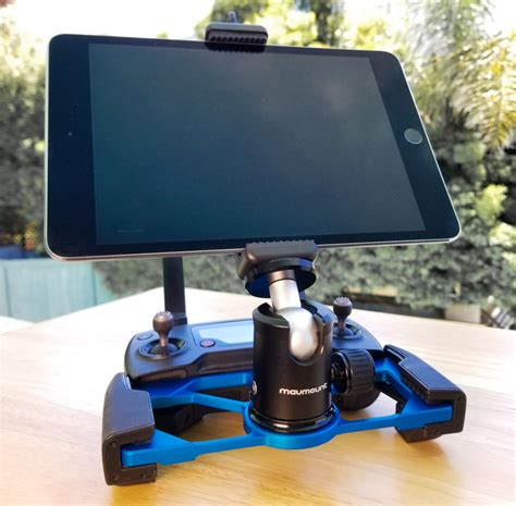 blue mavmount  dji mavic  mavic zoom mavic pro air