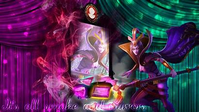 Animated Lol Sona Smoke Dj Wallpapersafari Kinetic