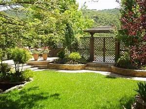 Déco Exterieur Jardin : idee deco jardin exterieur deco pierre jardin maison email ~ Farleysfitness.com Idées de Décoration