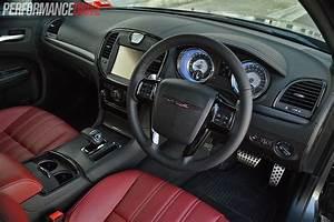 2014 Chrysler 300S interior
