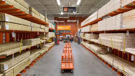 Home Dopt by Home Depot Reports Revenue Quarter In Its History