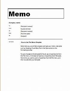24 Free Editable Memo Templates For Ms Word Word Excel