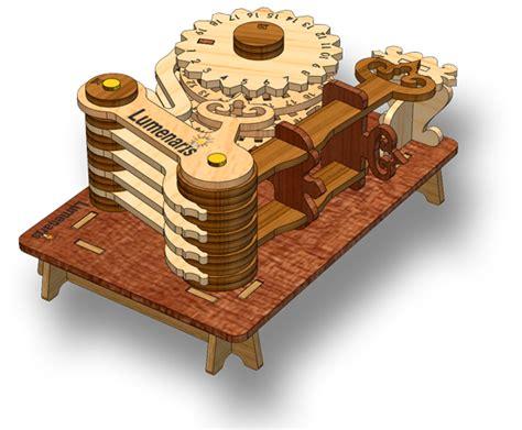 lumenaris products mechanisms models combination lock