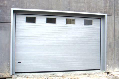 Bbg Porte Sezionali by Porte Sezionali Bbg Per Garage Panizza Sistemi Di Apertura