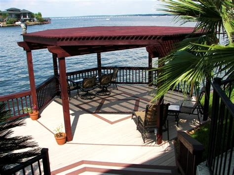decks shade arbors boat docks boat houses and boat lifts