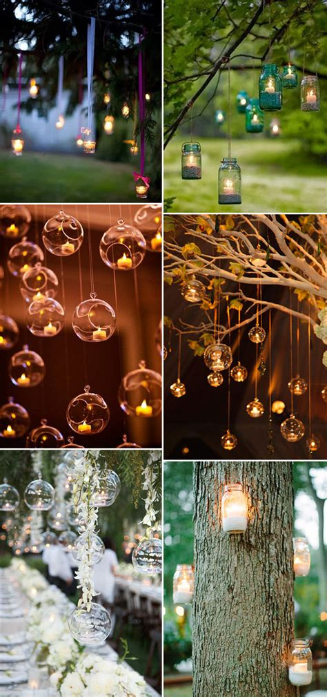 wedding ideas 30 ways to use candles for your big day