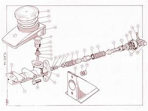 Tandem Master Cylinder   Canley Classics