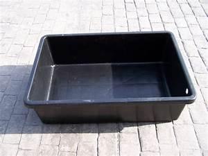 Bac à Poisson Extérieur : bac pour jardin aquatique ~ Teatrodelosmanantiales.com Idées de Décoration