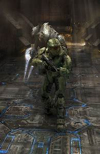 The Halo-Related Art of Craig Mullins