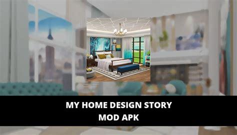home design story mod apk unlimited jewels lives coins