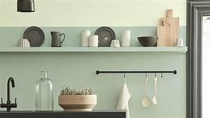 peinture cuisine bonnes couleurs pieges a eviter With couleur tendance deco salon 0 1001 conseils et idees pour amenager un salon blanc et beige