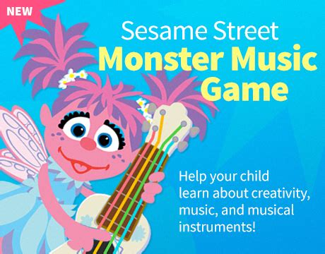 sesame preschool amp coloring pages 397 | Promo460x360 MonsterMusic (1)