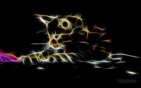 wallpaper kucing latar belakang desktop