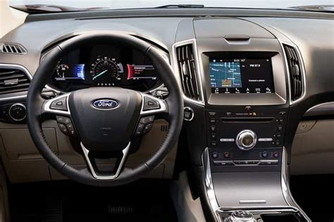 ford edge interior colors 2019 ford 174 edge suv photos colors 360 176 views