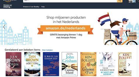 amazon  opening    netherlands author heres   care
