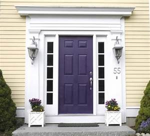 50+ White House Ideas for Front Doors, Shutters and Black ...