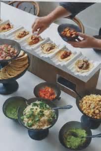 wedding food ideas wedding food bars rooted in