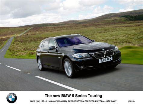 Bmw 5 Series Touring Wallpaper by New Wallpapers 2011 Bmw 5 Series Touring
