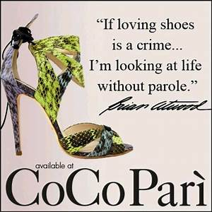 If loving shoes... Flat Shoes Quotes