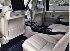 Buy new 2014 Range Rover Autobiography LWB Rear Seat