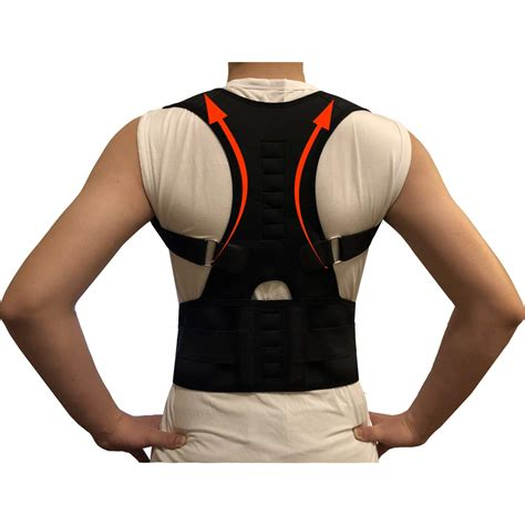 Z.Harana Posture Corrector Back Shoulder Support Brace and ...