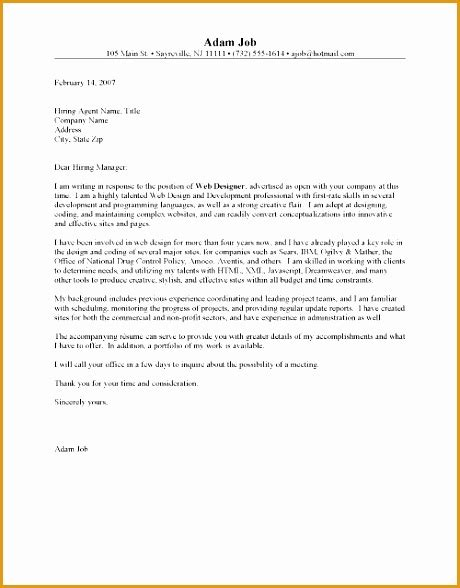 How To Write Great Cover Letter by 4 Resume Cover Letter Free Sles Exles Format