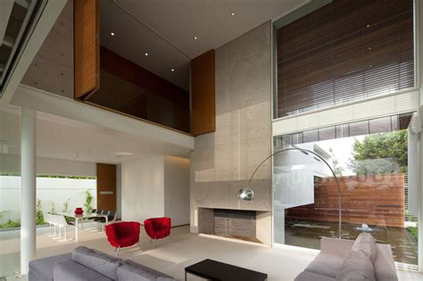 shaped contemporary mexican house modern house designs