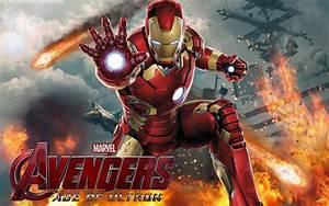 Iron Man 4K Wallpaper - WallpaperSafari