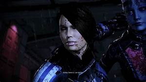 Mass Effect 3: Ashley Romance in Extended Cut DLC - YouTube