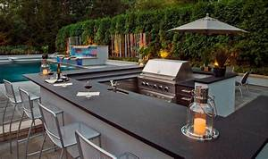 Contemporary bbq patio contemporary with outdoor dining